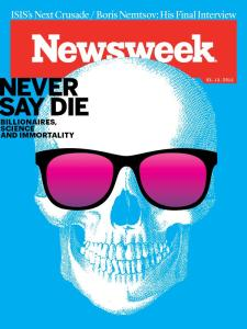 Newsweek Cover March 2015